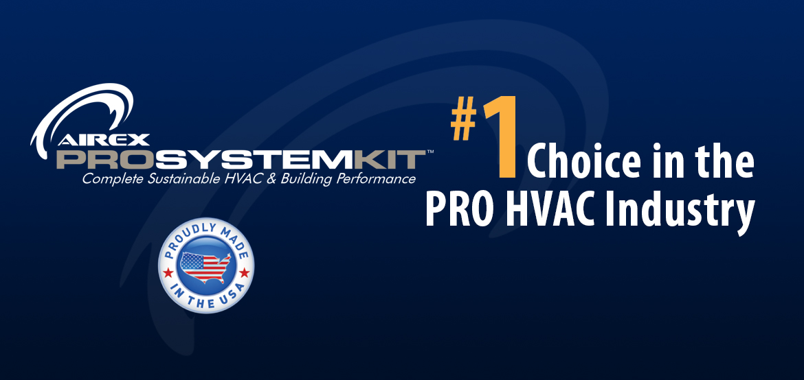 #1 Choice in the PRO HVAC Industry